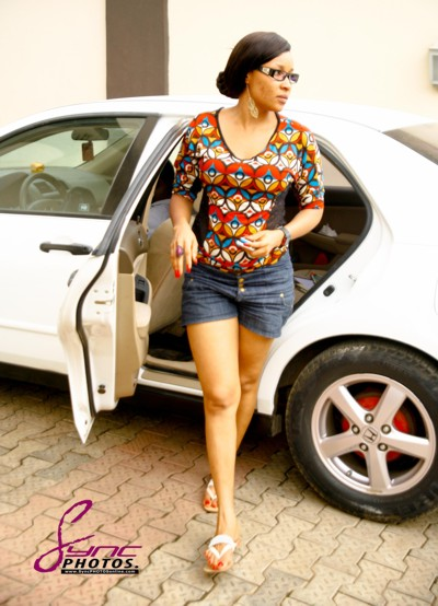 Nollywood Actress, Doris Simeon Stars In 'Labo'