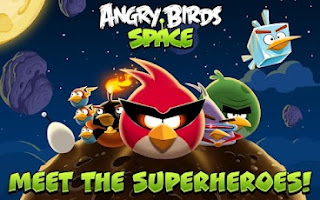 Angry Birds Space APK Android