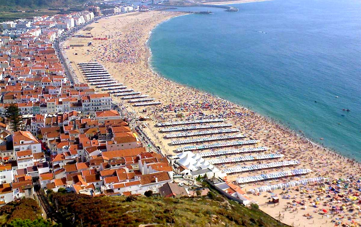 Nazare Portugal  City new picture : Nazare Portugal