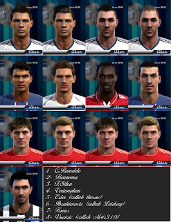 Download Facepack PES 2013 by Ilhan_12