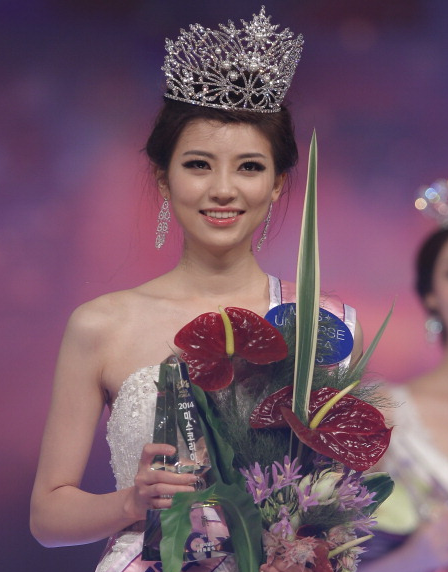 Miss Korea 2015 winner Seo Yeon Kim