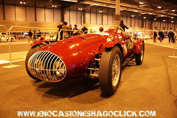 coche clasico Race en Madrid Motor Days