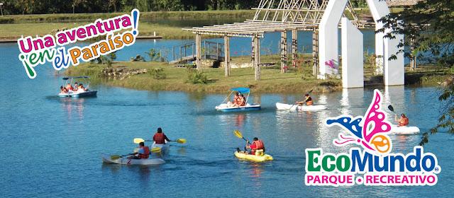 Parque Ecomundo, Palenque - Chiapas