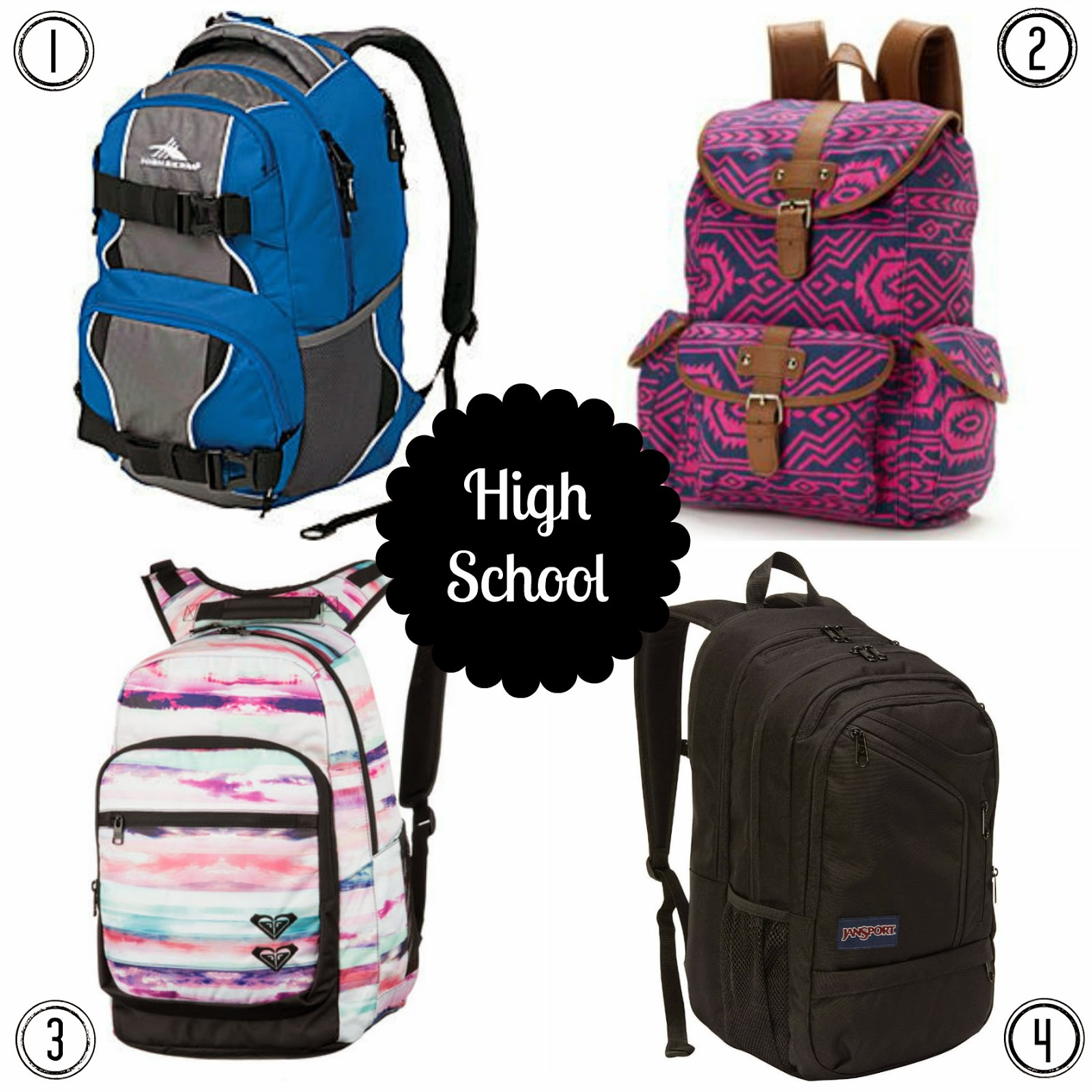 It's a Mom Thing Reviews & More!: Our Top Backpack Picks!