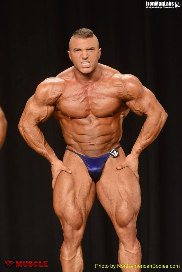 body-builders: Most impressive new crazy monster of 2014