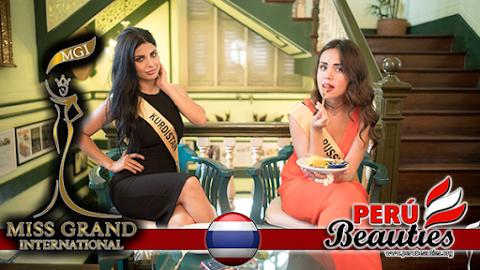 Miss Kurdistan y Miss Russia se retiran de Miss Grand International 2015