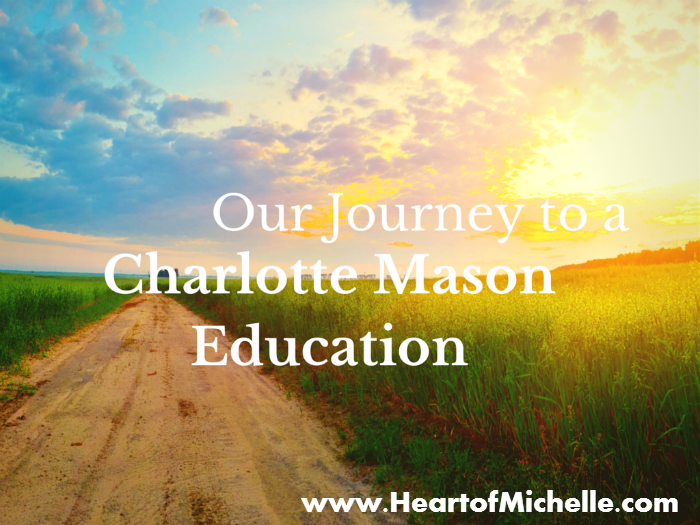 Read about this homeschool family's journey from the rocky beginnings of public schooling to homeschooling success. www.HeartofMichelle.com