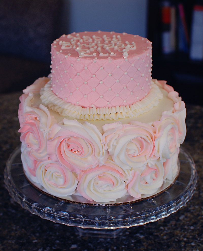 SugarSong Custom Cakes: Thank Heaven for Pretty Cakes