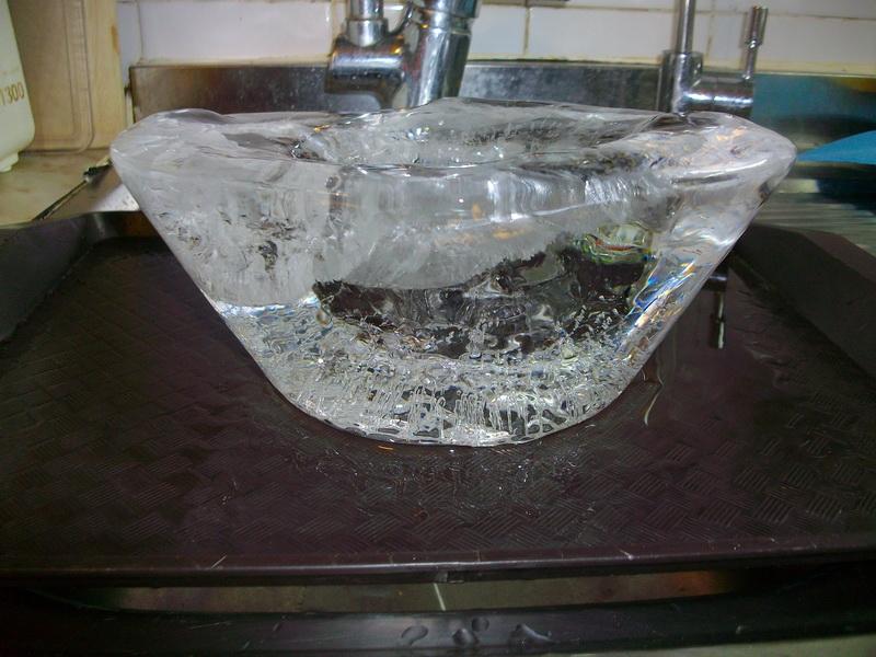 Как сделать воду тяжелее