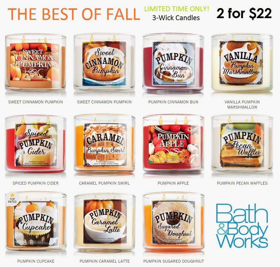 Amber dawn of the dead bath and body works 2014 fall scents for Fall soap scents