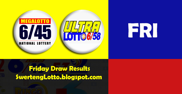 July 17, 2015 for 6/45 Mega Lotto and 6/58 Ultra Lotto PCSO Draw Results