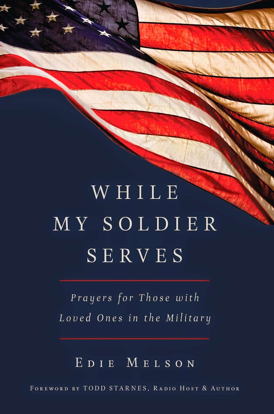 Edie's Newest Book for Military Families
