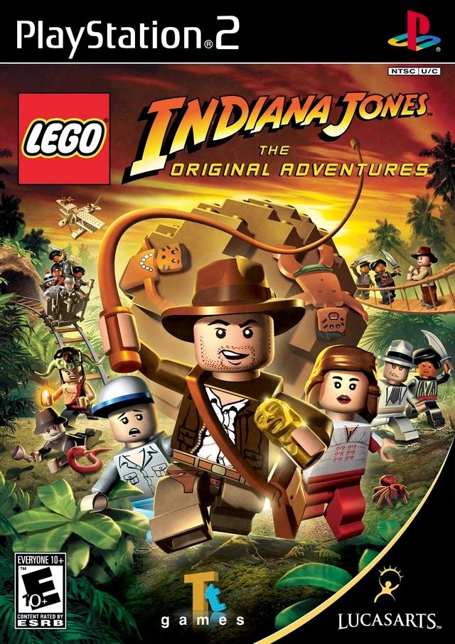 Cheat Lego Indiana Jones: The Original Adventures PS2