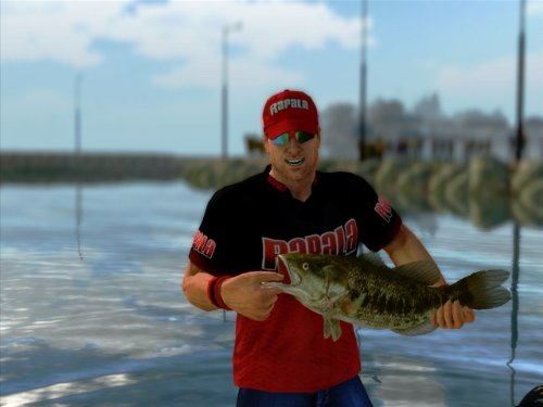Rapala pro bass fishing ps3 2010 area games157 for Professional bass fishing