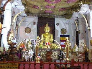 Temple de la dent Kandy