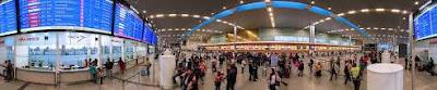 Apoyo en Aeropuerto de Bogota por Aerolinea Colombiana Avianca