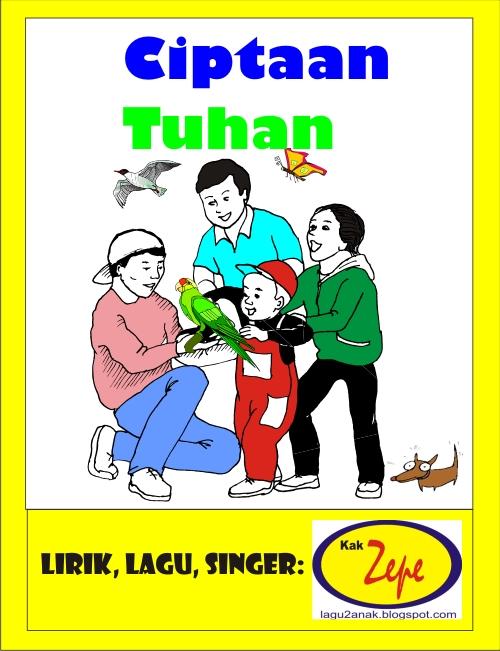 Lagu Anak Indonesia Inggris Kak Zepe Taman