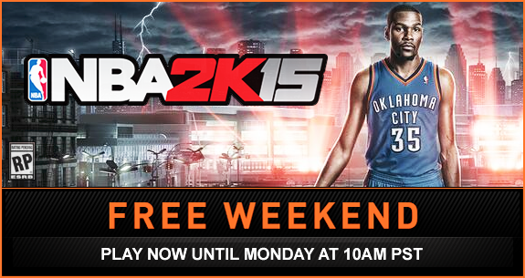 NBA 2K15 Free on Steam
