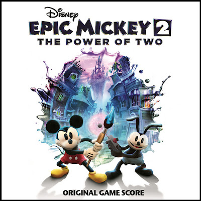 Epic Mickey 2 Strange Things Offbeat Disney Music soundtrack