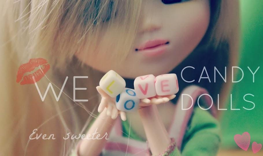 We ♥ candydolls