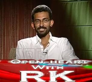 Shaker Kammula Open Heart with RK