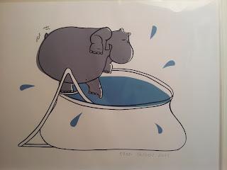 Ellen Vesters - Hippo