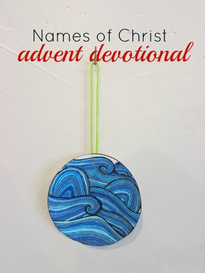 A Lively Hope Names of Christ Advent Devotional