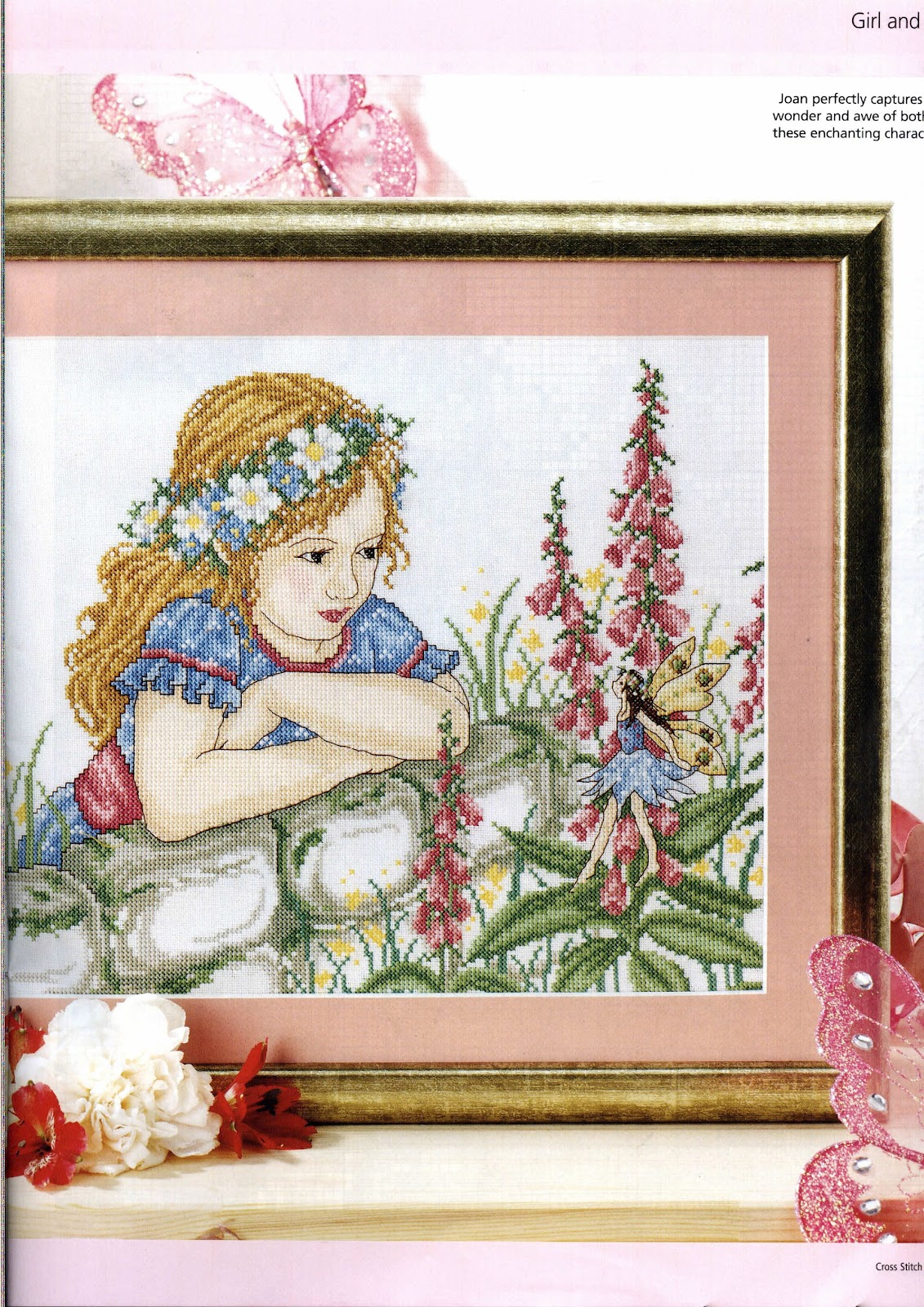 u015eablonlu Bau015fka Bir Cross Stitch Blog