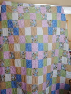 1st Quilt