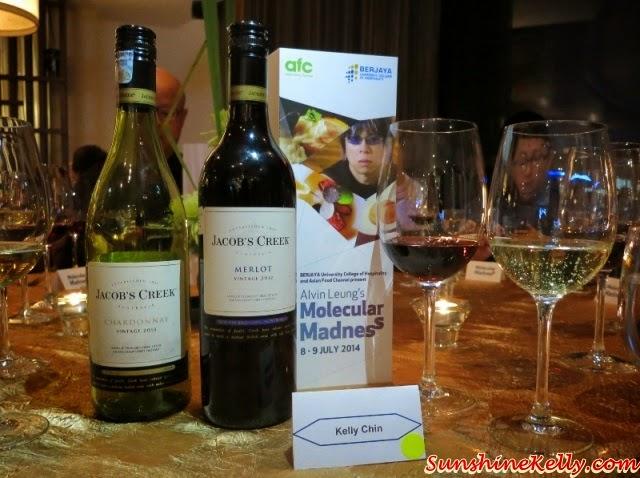 Alvin Leung's Molecular Madness Dinner by Asian Food Channel, Alvin Leung's Molecular Madness, Asian Food Channel, Dinner, AFC Dinner, Samplings on the Fourteenth, BERJAYA University College of Hospitality, BERJAYA UCH, three Michelin star chef