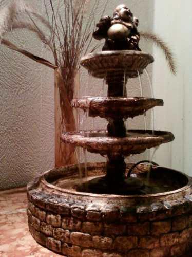 Imagenes del mundo y fantasia fuentes de agua fenjui for Fuentes de pared interior