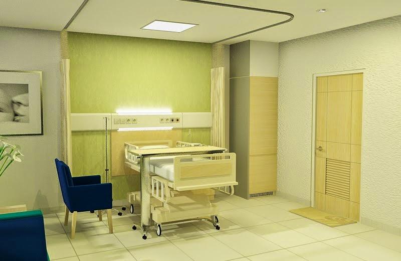 Prasetyos Design Journal HOSPITAL WARD ROOM