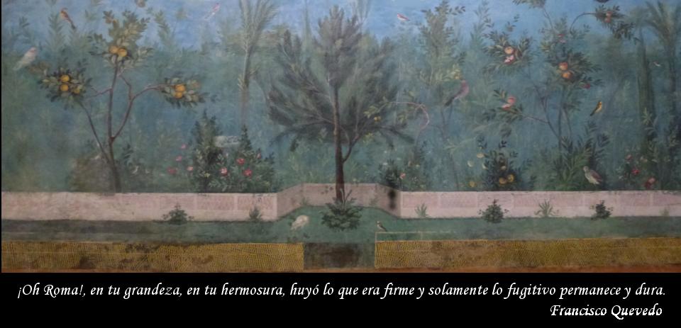 """""""Encontré Roma como una ciudad de ladrillo y os la dejo de mármol"""". Augusto"""