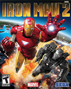 Free Download Iron Man 2 PC Game Full Version
