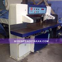 Mesin Potong Kertas QZX 920