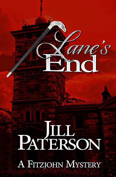 Lane's End (Book #4)