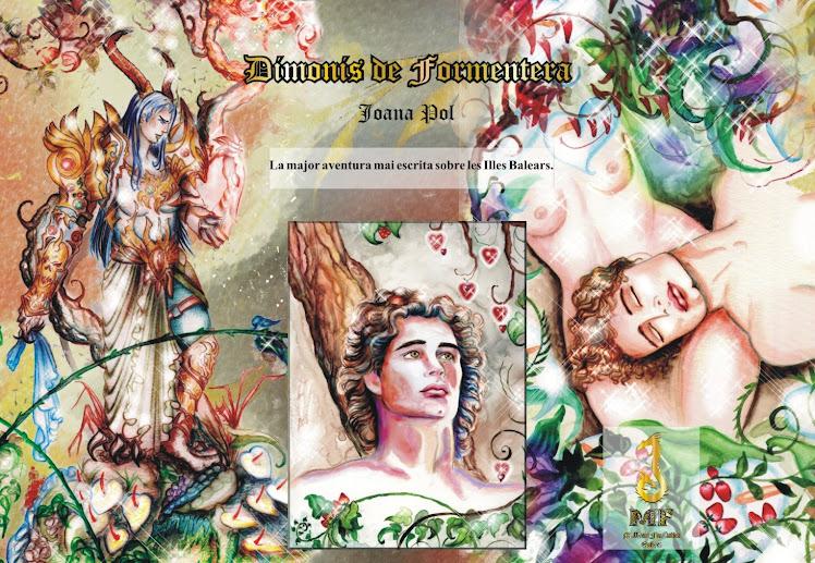 Demonios de Formentera, de Joana Pol