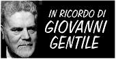 GIOVANNI GENTILE