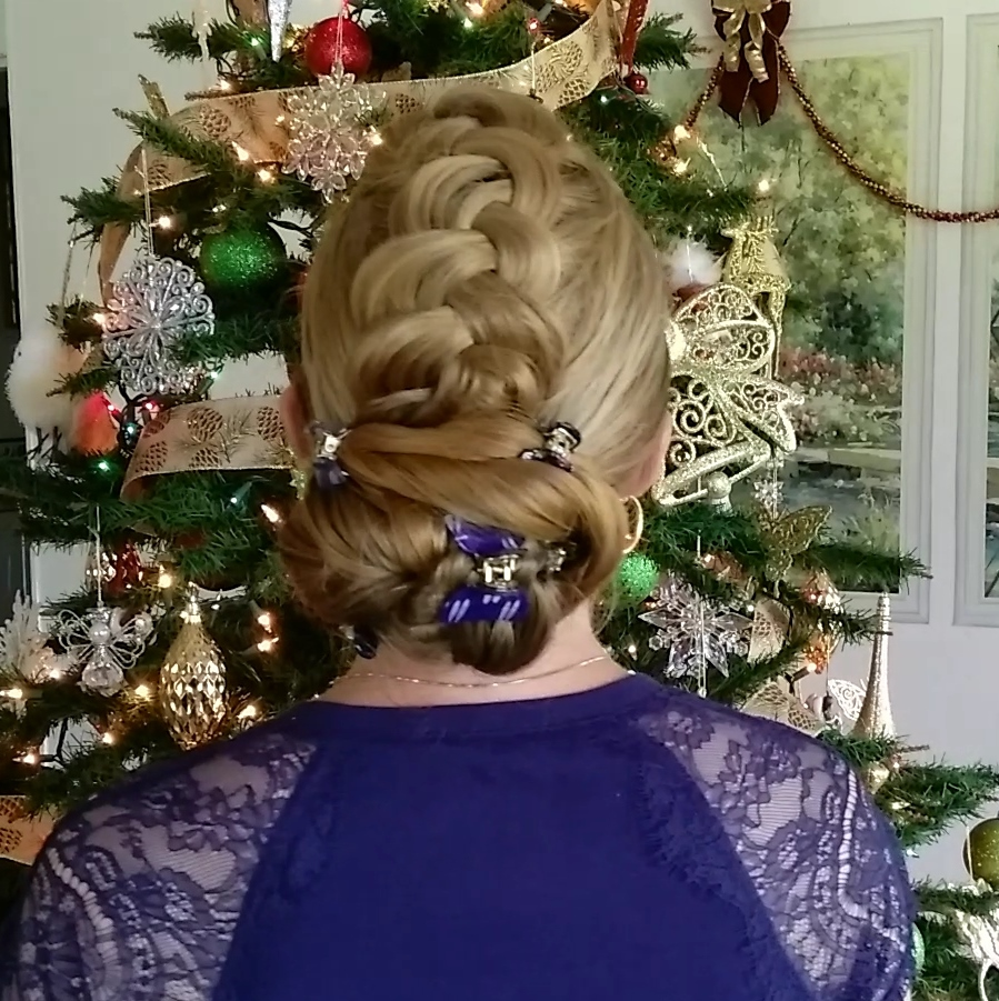 Braids Hairstyles For Super Long Hair My New Hairstyle Video On