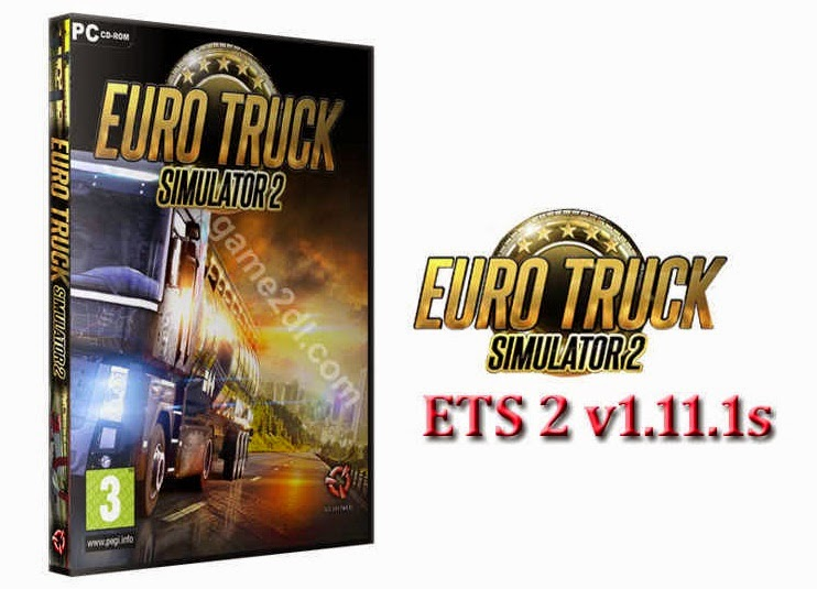 Download Euro Truck Simulator 2 v1.11.1s for PC