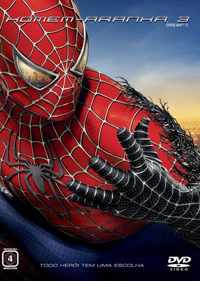Homem Aranha 3 - Dublado