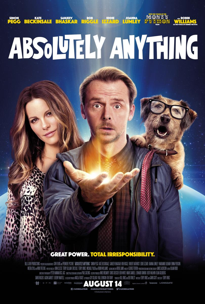 Absolutely Anything (Absolutamente Todo) (2015)