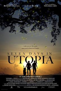 Seven Days In Utopia movie