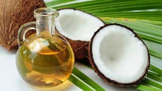 Aceite de Coco Para Hiperhidrosis Axilar
