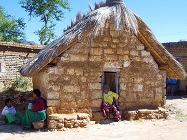 Cultura tzotzil cultura tzotzil for Tipos de techos para viviendas