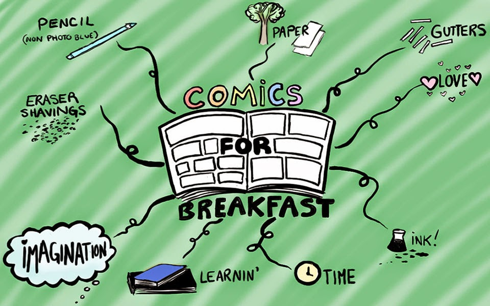 Comics for Breakfast