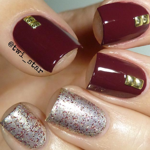 twi-star | Nail Art Blog: Julep - Peace Love and Sienna