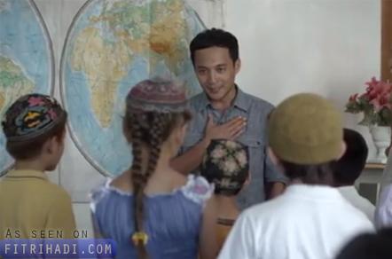 Video Filem Pendek Petronas Strangers Redza Minhat