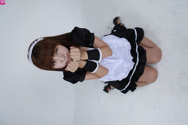 Ryu-Ji-Hye-Maid-04-very cute asian girl-girlcute4u.blogspot.com
