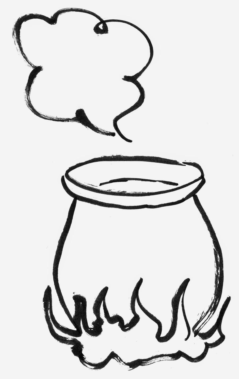 Dessin Marmite séverine vidal: 2014